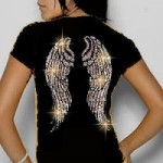 Win a Free Custom Rhinestone T-Shirt from Stylehippo.com, Ends Feb 22