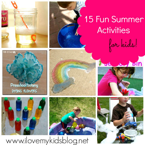 summer activities for kids 15 summer activities for i my 5502
