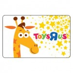 WIN FREE $30 TOYS 'R US GC FLASH GIVEAWAY, Ends April 5