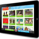 For happy kids, just add the app! (Jitterbug iPad App)