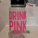 Winner of FREE Victoria's Secret PINK Travel Water bottle Giveaway!