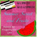 Summer Sweet and Fruity Amazon $200 gift card Giveaway, Ends July 14