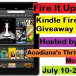 Win Kindle Fire Giveaway, Ends July 24