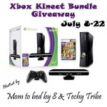 Win Xbox Kinect, ends july 22