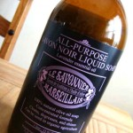 Organic all purpose liquid soap review from Le Savonnier Marseillais