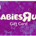 Win $50 Babies R Us Gift card, Ends 1/11