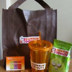 Free Dunkin' Donuts Tumbler Giveaway