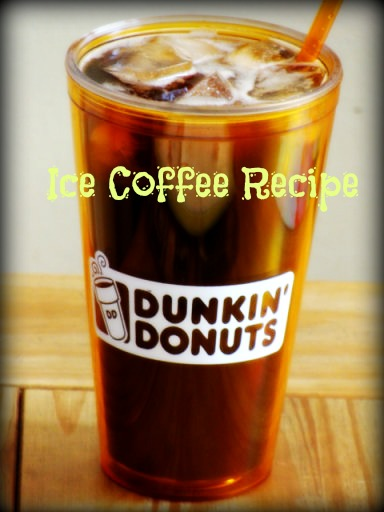 ice coffee recipe How To Make Iced Coffee At Home With Hot Coffee