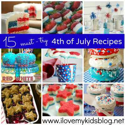 15 must try 4th of july recipes