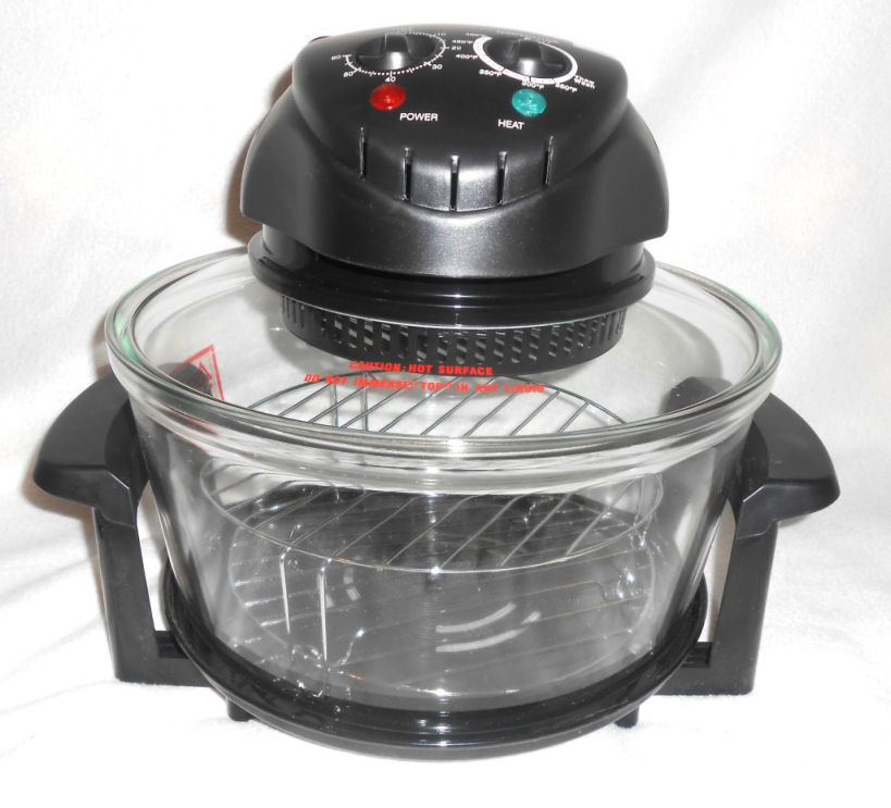 Easy Fast Cooking With The Portable Halogen Tabletop Oven