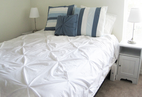 Diy Adorable And Inexpensive Duvet Cover Tutorial I Love