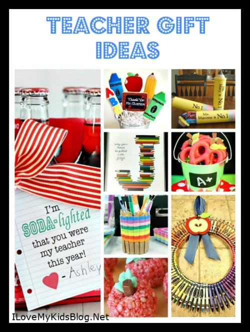 Homemade Gift Ideas For Teachers Teacher Gift Ideas