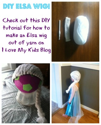 Cool Diy Tutorial How To Make A Frozen Elsa Wig Hairstyles For Women Draintrainus