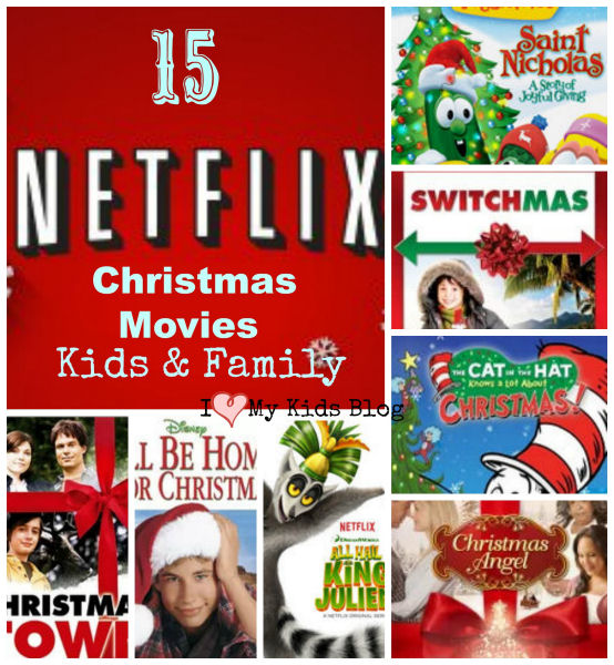 Best Christmas Movies For Kids Netflix