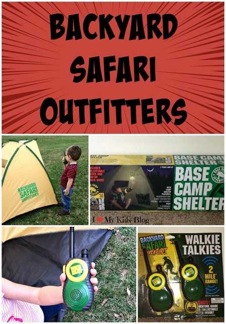 backyard safari outfitters perfect for young explorers