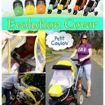 Petit Coulou Evolution Cover for Strollers