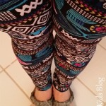 Enjoy Leggings Unique Pattern