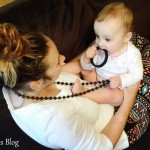 Be a Trend-Setter with Silicone Teething Jewelry by Mama and Little