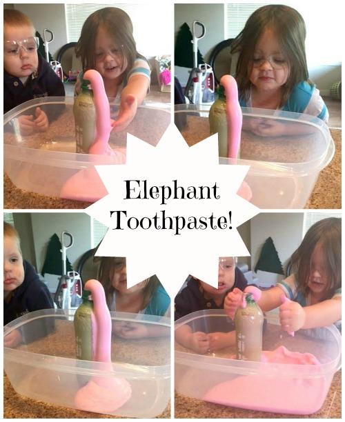 how to make your very own elephant toothpaste science experiement. Black Bedroom Furniture Sets. Home Design Ideas